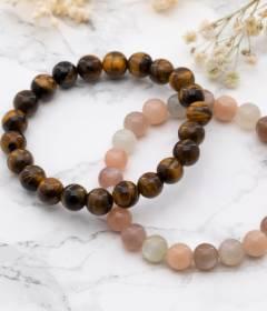 bracelets en pierre naturelle