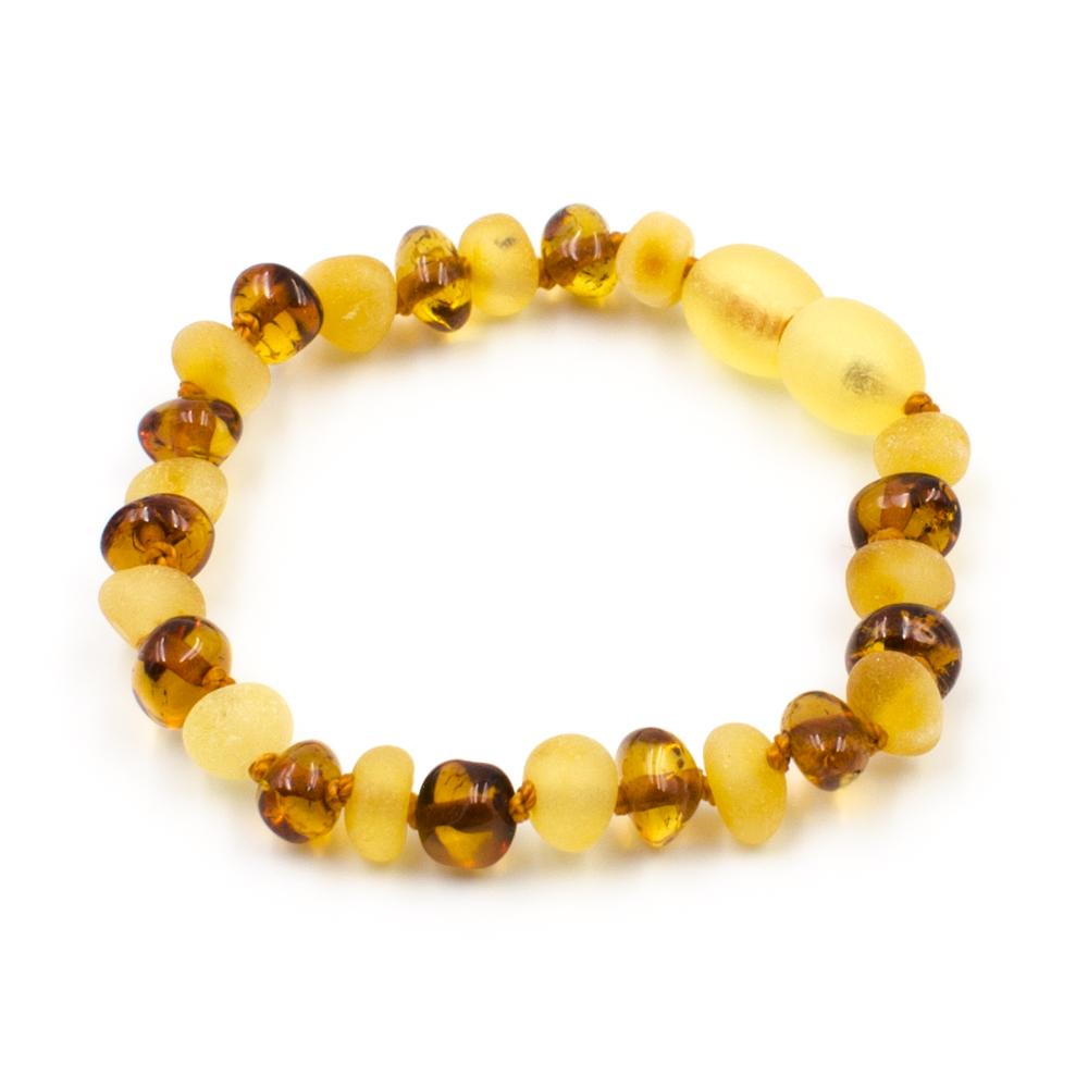 bracelet ambre b b perles baroques mix 123ambre. Black Bedroom Furniture Sets. Home Design Ideas