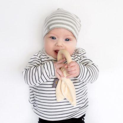 Anneau de dentition bébé BOON'a en bois biologique