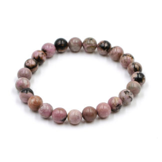 Bracelet Rhodonite 8mm